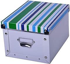 Bosphorus Storage Box PVC, White, OET-B-CB2S