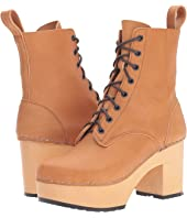 Swedish Hasbeens - Lace-Up Boot