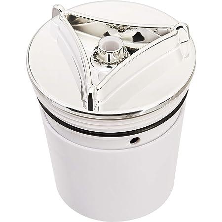 Amazon Basics AMZN-FM-15RA Cartridge | Equivalent To Culligan FM-15RA Faucet Mount Replacement Filter - White Finish