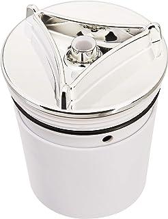 AmazonBasics AMZN-FM-15RA Cartridge | Equivalent To Culligan FM-15RA Faucet Mount Replacement Filter - White Finish