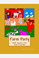 Farm Party: With Duckie Doo And Friends Kindle Edition