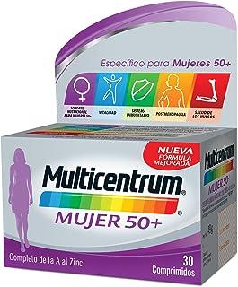 Multicentrum Complemento Alimenticio Mujer 50+ - 30 Unidades