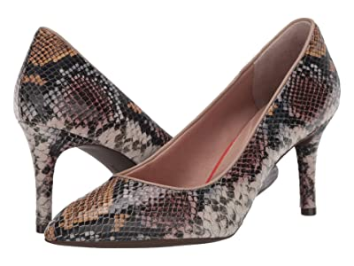 Rockport TM75MMPTH Plain Pump (Multi Snake Leather) Women