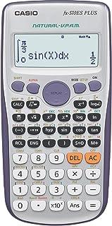 CASIO FX-570ES plus Standard Scientific Calculator