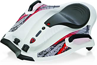 Rollplay 12V Nighthawk Electric Ride-On Toy For Ages 6 & Up - Battery-Powered Kid's Ride-On For Boys & Girlsup To 6 mph- White