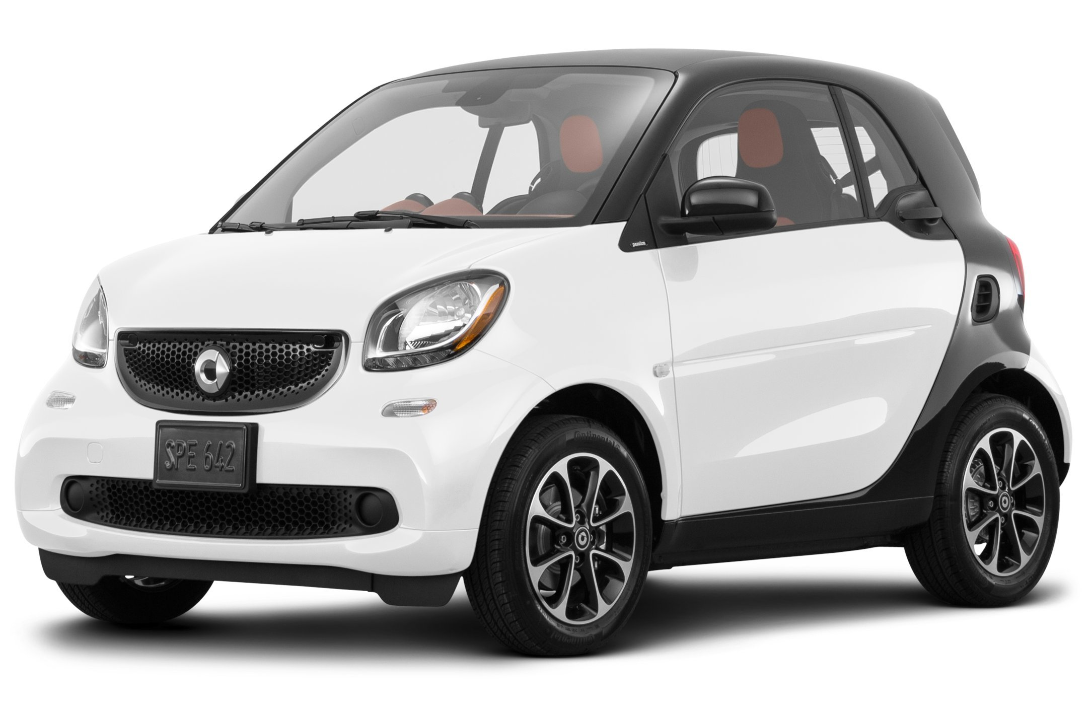 2016 Smart Fortwo Passion, 2-Door Coupe