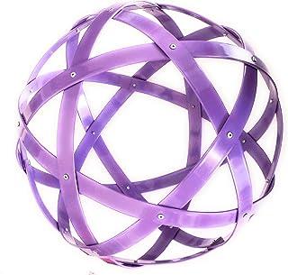 Pentasfera (genesa 6 cerchi), Purificatore energia, Dispositivo orgonico 32 cm diametro, viola