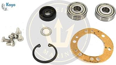 Poseidon Marine Water Pump Repair kit for Yanmar 2GM 3GM inc: 24107-062004 for Pump 128270-42000