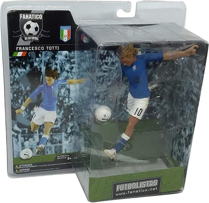 Francesco totti - action figure B002PI8JY4