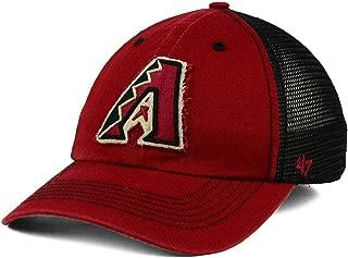 Arizona Diamondbacks Taylor Closer Mesh Slouch Stretch Flex Fit Dad Cap Hat