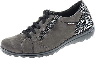 96e0297c56b79a Mobils Ergonomic by Mephisto , Chaussures de Ville à Lacets pour Femme Gris  40.5 EU