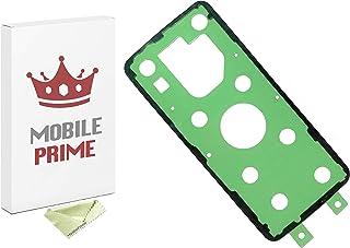 غطاء خلفي لاصق بديل من موبايل برايم متوافق مع سامسونج جالاكسي S6، S6 إيدج، S6 إيدج بلس، S7، S7 إيدج، S8، S8 بلس، S9، S9 بل...
