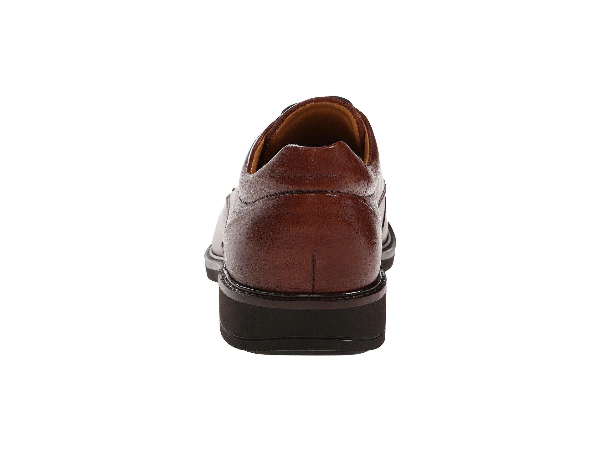Ecco Cognac Tie Apron Holton Toe 4xa4qT0