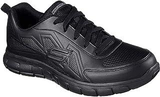 Skechers Unisex Vim-Mid Break 999717-BBK Black School Shoes
