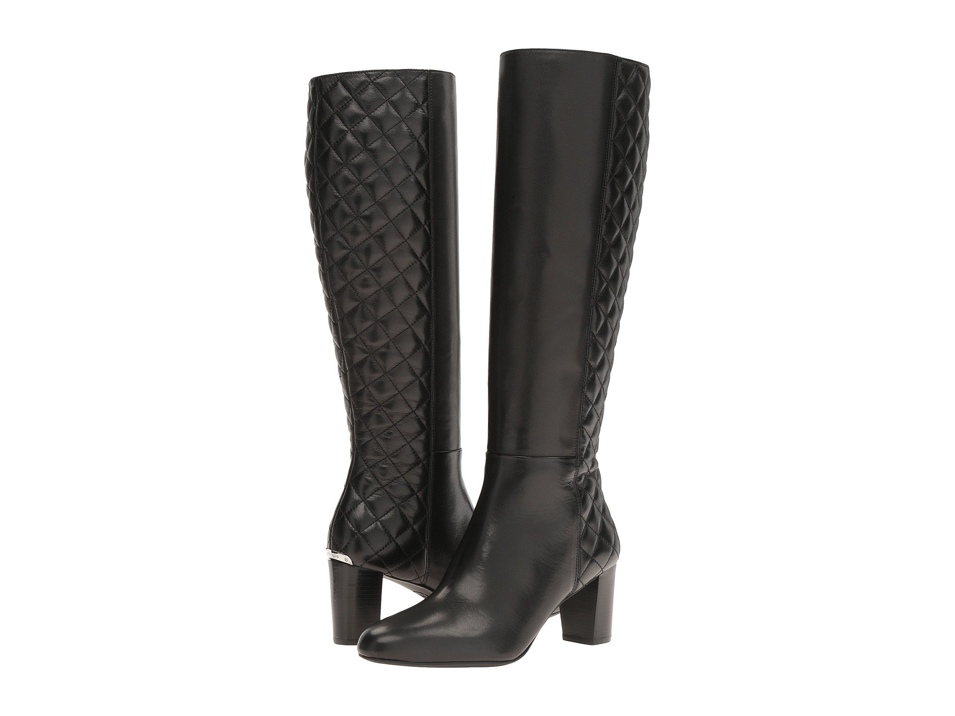 1ea968c72 MICHAEL MICHAEL KORS LUCY QUILTED BOOT, BLACK | ModeSens