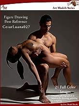 Art Models CesarLuana027: Figure Drawing Pose Reference (Art Models Poses) (English Edition)
