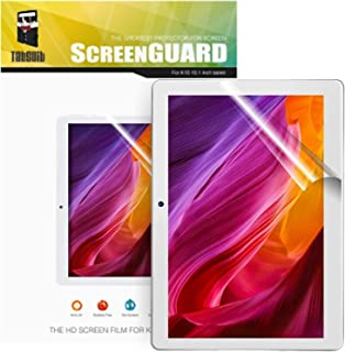 TabSuit Dragon Touch K10 スクリーンプロテクター ウルトラクリア 高解像度 (HD)-3パック Dragon Touch K10 / Notepad K10 / Y88X 10 キッズタブレット 10.1インチタブレット用