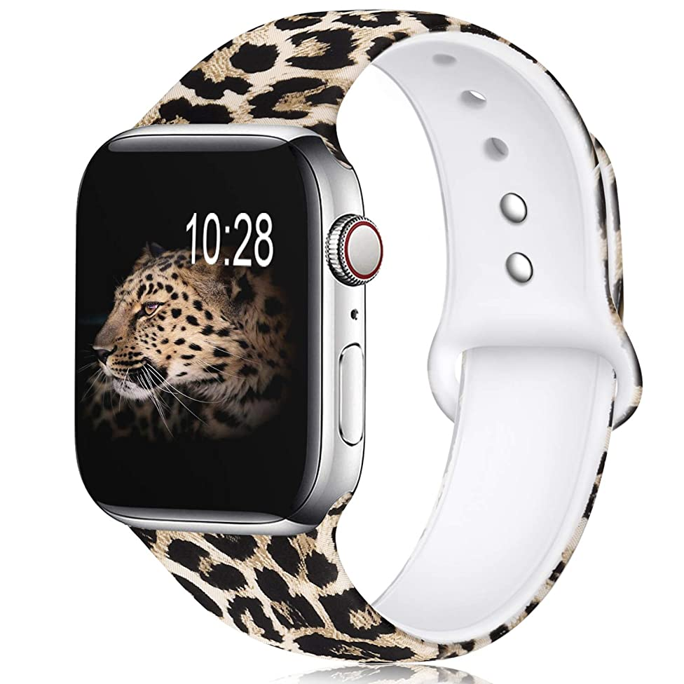 KOLEK Bands Compatible with Apple Watch 40mm/38mm, Womens Bands Compatible for iWatch Series 4/3/2/1, S/M