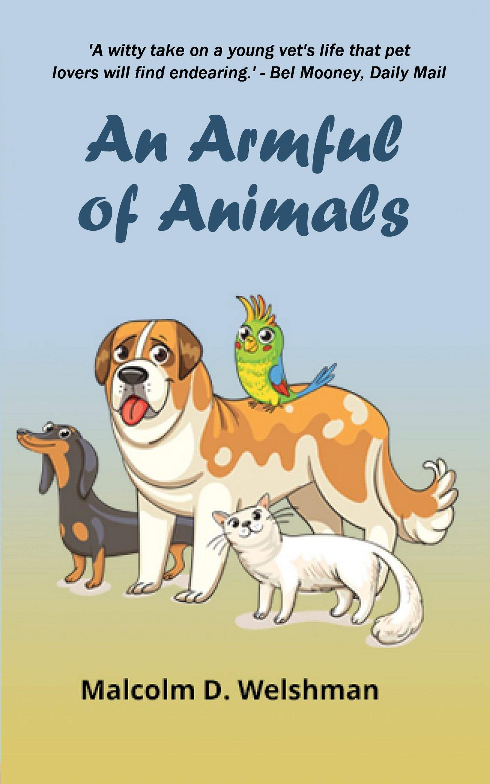 Image OfAn Armful Of Animals (English Edition)