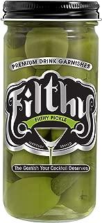 8oz Pickle Stuffed Olive Jar