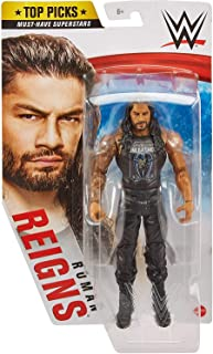 WWE Roman Reigns Basic Top Picks 2021 Action Figure