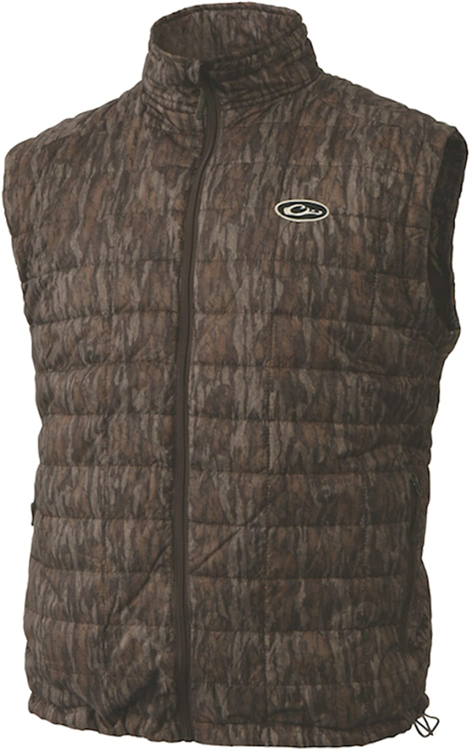 DRAKE SYNTHETIC DOWN PAC VEST (2X-LARGE)