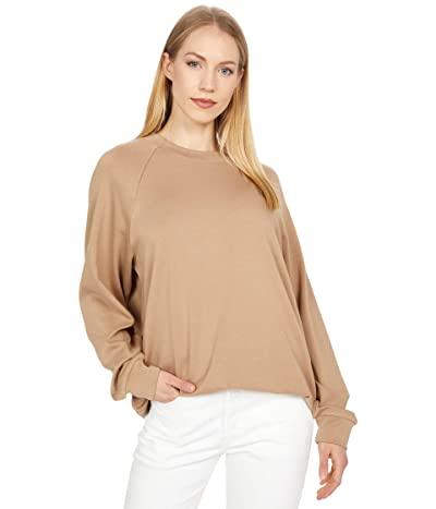 BB Dakota x Steve Madden Send Moods Sweatshirt Fleece Raglan Women