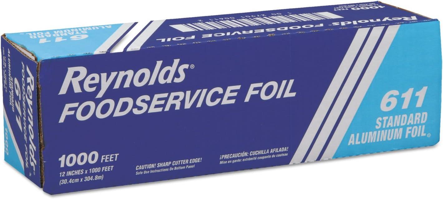 Reynolds Wrap 611M Max 80% OFF Metro Aluminum Wholesale Roll Stand Lighter Gauge Foil
