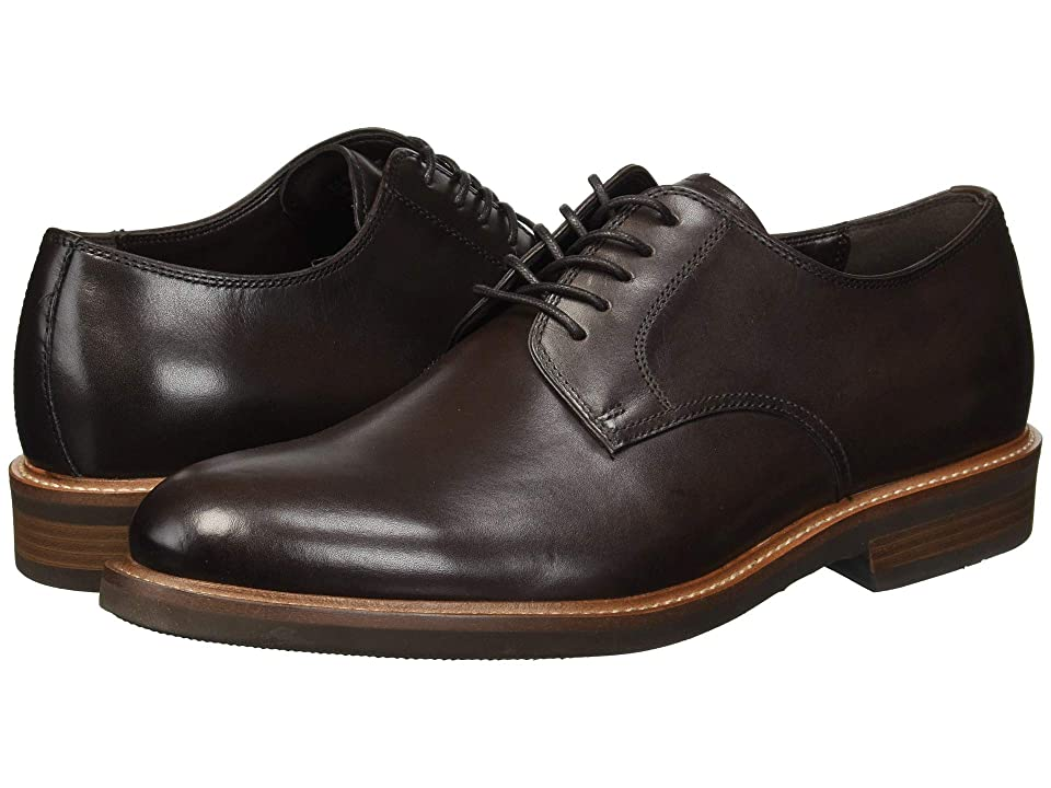 Kenneth Cole Reaction Klay Lace-Up B (Dark Brown) Men