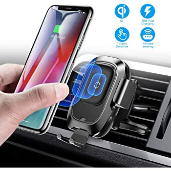 iphone induction chargeur auto aukay