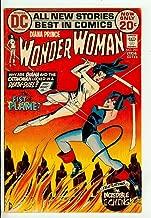 WONDER WOMAN #201 6.0