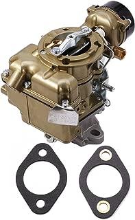 AUXMART Ford Carburetor for 1975~1982 Ford 240-250-300 Engine YF C1YF 6 CIL D5TZ9510AG (Automatic Choke)