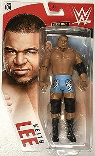 WWE Keith Lee Series 104 Figure