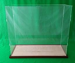 22 x 15 x 16 Inch Doll Houses Table Top Display Case Box Acrylic Plexiglass