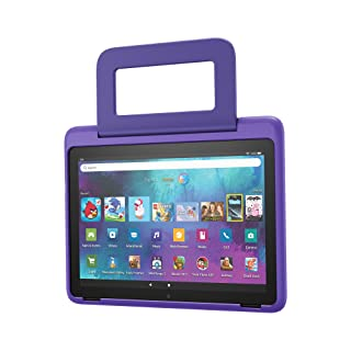 Amazon Kid-Proof Case for Fire HD 10 tablet   Only compatible with 11th gen. tablet (2021 release), Doodle