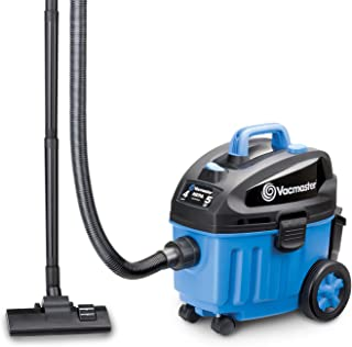 Vacmaster 4 Gallon, 5 Peak HP with 2-Stage Industrial Motor Wet/Dry