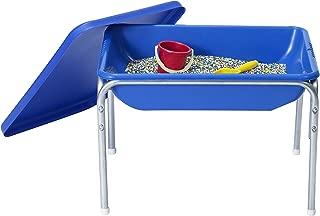 Children's Factory Small Sensory Table & Lid Set Classroom Furniture (1132)