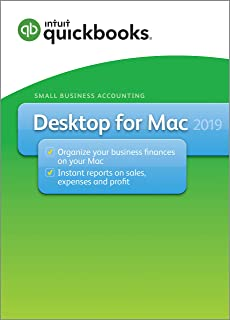 QuickBooks Desktop for Mac 2019 [MAC Download][Old Version]
