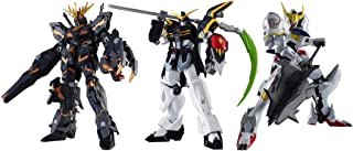 Rx-0 Unicorn Gundam Unit 02 Banshee Mobile Suit Gundam Iron-Blooded Orphans ASW-G-08 Gundam Barbatos Universe Xxxg-01D Gun...