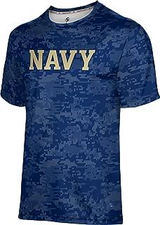 United States Naval Academy University Men's Performance T-Shirt (Digi Camo)
