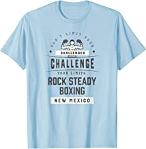 Rock Steady Boxing Parkinson's Shirt - New Mexico T-Shirt