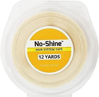No Shine Bonding Double-Sided Tape Walker 1/2 X 12 Yards by Walker Tape