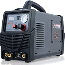 AMICO CTS-200A, 50 Amp Plasma Cutter, 200 Amp HF-TIG, 200 Amp Stick Arc DC Inverter Welder, 3-in-1 Multifunction Welding M...