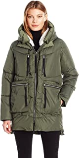 Women's Puffer Parka Jacket