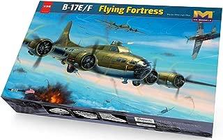 HKM01E05 1:32 HK Models B-17E B-17F Flying Fortress [MODEL BUILDING KIT]