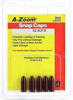 A-Zoom, Pistol Metal Snap Caps, 32 Automatic, Per 5