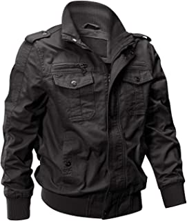 Best mens military jacket Reviews