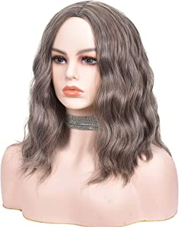 Best brown and grey wig Reviews