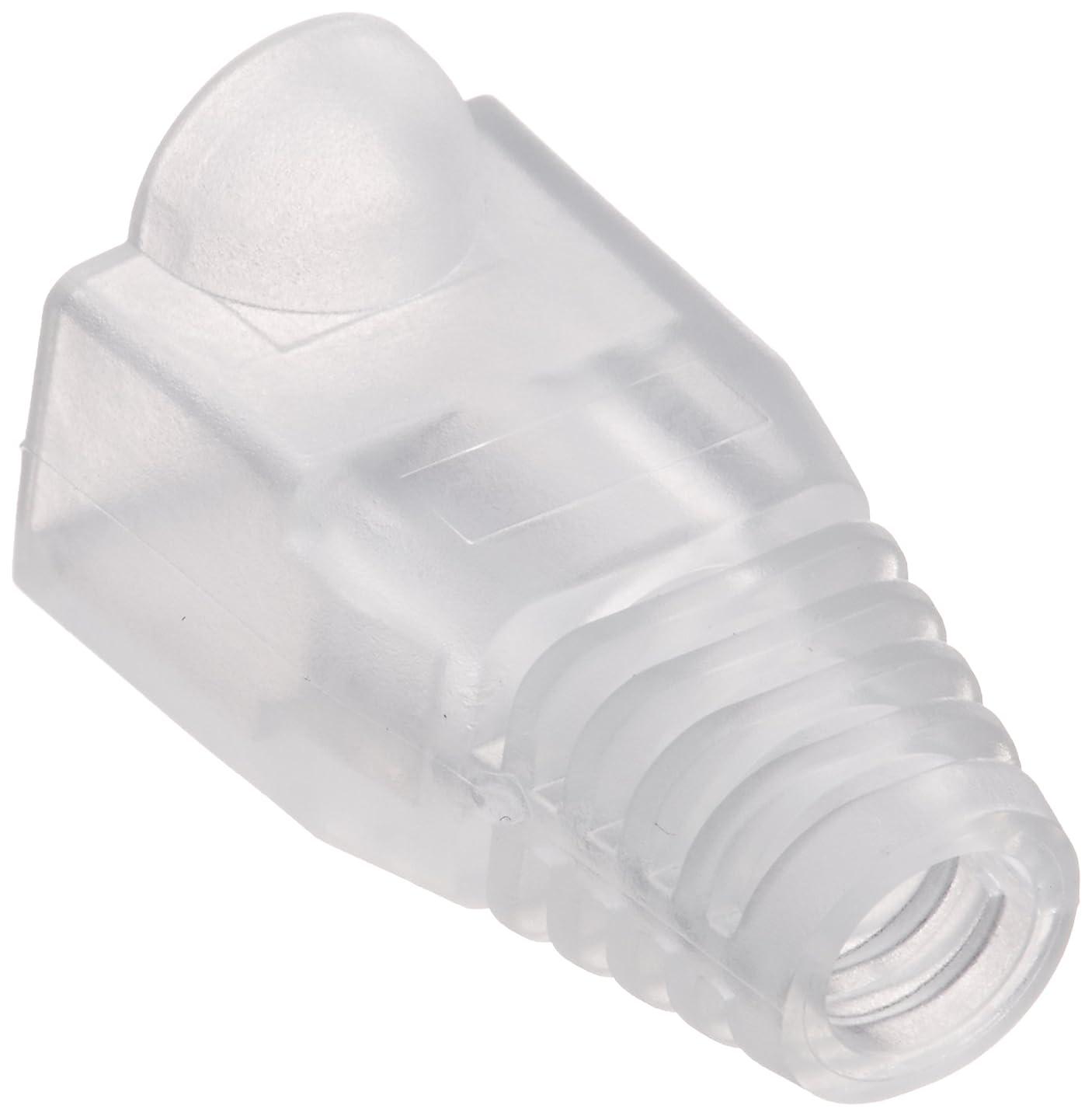 夏忌避剤頑丈SANWA SUPPLY ADT-MC6-100 モジュラーカバー(先付けタイプ)