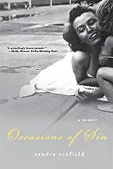 Occasions of Sin – A Memoir Paperback